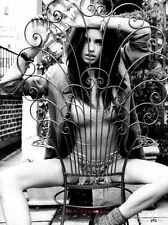 """Adriana Lima Hot Model Sexy Girl Star Wall Poster 32x24""""  L012"""