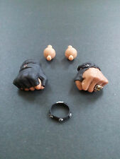 Hot Toys Expendables 2 Barney Ross Fists + Bangle