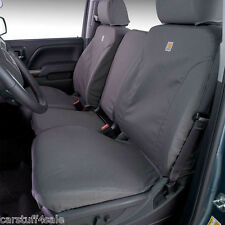 Carhartt® GRAY SeatSavers™ 2001-2007 FORD SUPERDUTY  ; High Back Front Buckets
