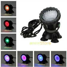 36 LED Submersible Underwater Spot Light for Water Garden Pond Fish tank White