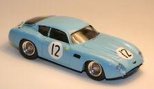 ASTON MARTIN DB4 GTZ  N°12 LE MANS 1962 GAMMA MODELS BUILT UP PINKO LINE 1/43