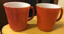 Pyrex Corningware Vintage Mugs (2)