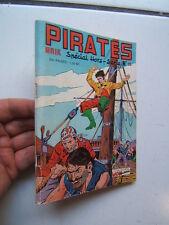MON JOURNAL /  PIRATES / NUMEROS 11 /  1963