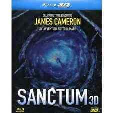 Blu-ray *** SANCTUM  (Br 3D+2D) *** sigillato