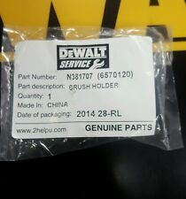 DEWALT N381707 BRUSH HOLDER FOR DWE6000 LAMINATE TRIMMER