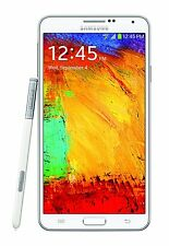 Samsung Galaxy Note 3 SM-N900V 32GB Verizon + GSM PagePlus Cell Phone UNLOCKED