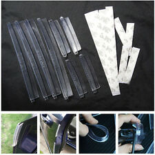 Transparent Car Auto Anti-scratch Rub Strips Bumper Doors Protector Edge Guard