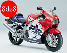 Honda CBR 900 RR (1995) (919cc) - Manual de taller en CD (En ingles)