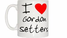 I Love Heart Gordon Setters Mug