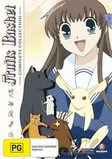 Fruits Basket Complete Collection DVD NEW