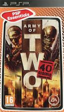 Essentials Army Of Two The 40th Day PSP - totalmente in italiano