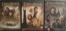 THE LORD OF THE RINGS TRILOGY Peter Jackson*JRR Tolkien Epic 6 Disc DVD Set *EXC
