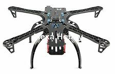 X500 500 Glass Fiber Frame Kit  W/ Landing Gear Skid for TBS F450 Quadcopter