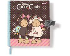 Nici Schaf Jolly Coco & Candy Tagebuch Diary Buch Poesie Din A5 Geschenk 38272
