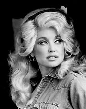 DOLLY PARTON NASHVILLE COUNTRY MUSIC SINGER LEGEND 8X10 GLOSSY PHOTO