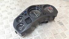 CBR1100 XX BLACKBIRD INJECTION XX-X XX-Y 99-00 CLOCKS METERS INSTRUMENT CLUSTER