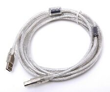 High quality U415 USB USB2.0 DAC silver-plated dual-ring transmission ling cable