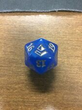 Blue Amonkhet Spindown Dice D20 MTG Dice D20 Life counter