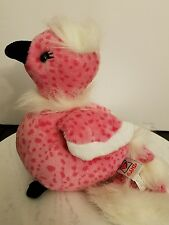 WEBKINZ PINK & WHITE BIRD - CHERRY BLOSSOM - NO CODE