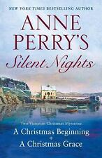 Anne Perry's Silent Nights: Two Victorian Christmas Mysteries Perry, Anne Paper