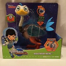 Disney Jr. Miles From Tomorrowland Maximum Merc - 8 Merc Sounds and More - NEW