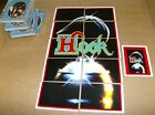 1X 1991 Topps HOOK COMPLETE STICKER SET NMMT 1-11 Bulk Lot Available Movie