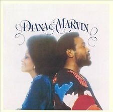DIANA ROSS & MARVIN GAYE: Diana & Marvin (Motown CD, 1992)