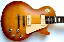 Gibson Les Paul Studio '60s Tribute Electric Guitar Honey Burst P-90s 2011 w/HSC