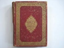 [The] Lady's Annual, A Christmas & New Year Gift, 1880, Poetry & Stories inv373
