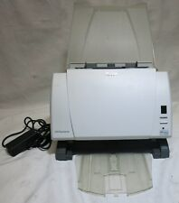 Nice Kodak i1210 Plus Pass-Through Document & ID Scanner Complete Trays & Cables