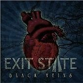 EXIT STATE BLACK VEINS NEW SEALED CD 2011 RELEASE FREE UK FAST POST
