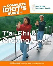 Complete Idiot's Guide to T'ai Chi and QiGong Book & DVD