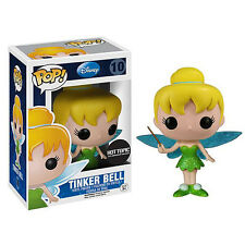 Peter Pan Tinker Bell Pixie Dust Green Glitter Pop! Vinyl Figure - Funko FU5006