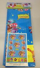 Moshi Monsters Party Plastic Table Cover
