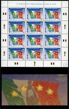 ** 2006: Minifoglio Italia Campione  del Mondo [Varietà 8 STELLE] Leggi