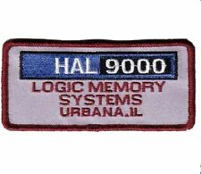 2001 l'odyssée de l'espace ecusson Hal 9000 space odyssey HAL 9000 patch
