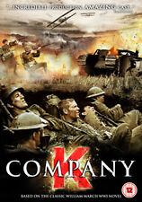 COMPANY K - DVD - REGION 2 UK