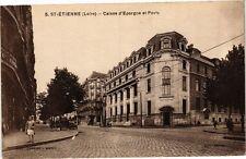 CPA  St-Étienne (Loire) -Caisse d'Epargne et Poste    (226250)