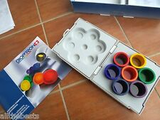 Zepter Bioptron Compact III 3 or Medall lenses-7 COLOR light Therapy in BOX !