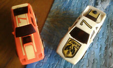 Vintage 1984 fiero voitures de course par playskool made in hong kong