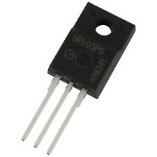 IPA60R600P6 Infineon MOSFET CoolMOS™ 600V 7,3A 28W 0,6R 6R600P6 856243