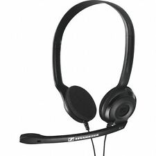 Sennheiser PC 3 CHAT On-Ear Headsets Internet Calls Music Games