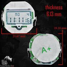 Casio Lady 670 Digital LCD Light Sound Alarm China Watch Movement Caliber Parts