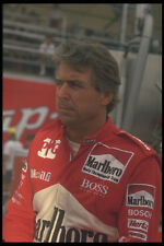 325079 Rick Mears Toronto Indy A4 Photo Print