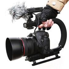 Stabilisateur de marche type C pour  Canon EOS 650D 5D II 7D Nikon D7000 D90
