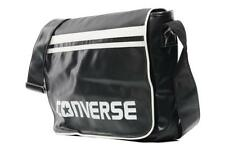 Converse Flap Messenger Bag (Black) Cons