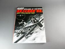 Japanese Army Type 3 Fighter Hien Ki-61 Tony #17 FAOW Bunrin-Do 1/72 1/48 1/32
