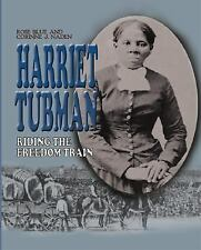 Harriet Tubman: Riding the Freedom Train (Gateway Biographies)-ExLibrary