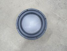 "Power Acoustik Pw2-10m 110w 10"" Subwoofer Speaker Good Used 5B5"