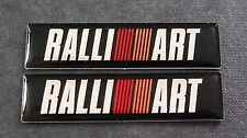 RALLIART BADGE ASX Outlander Evo COLT LANCER L200 SHOGUN Mivec